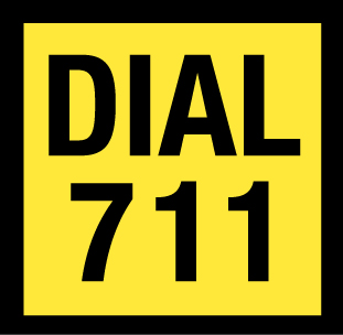 Dial 711